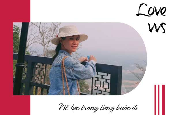 Miss Thu Hà - học viên lớp tiếng Trung giao tiếp