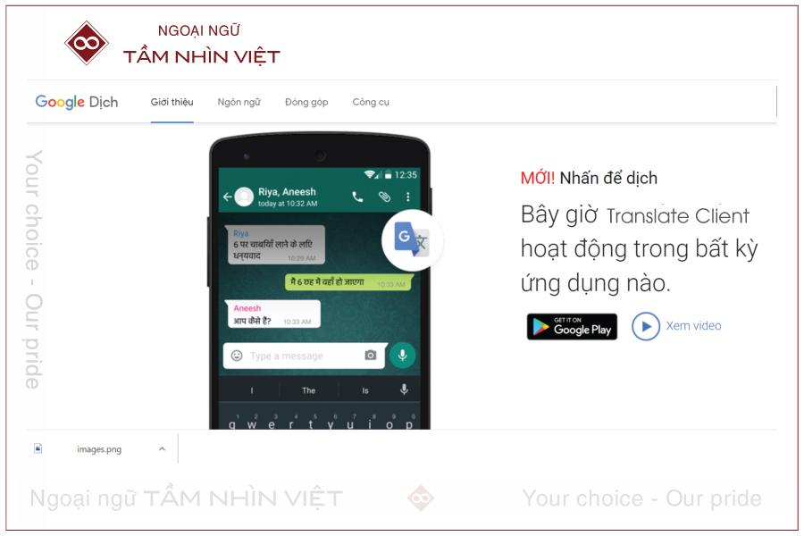 App học tiếng Hoa