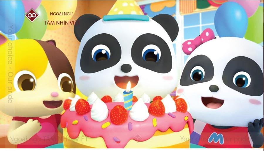 Lời bài hát chúc mừng sinh nhật Trung Quốc