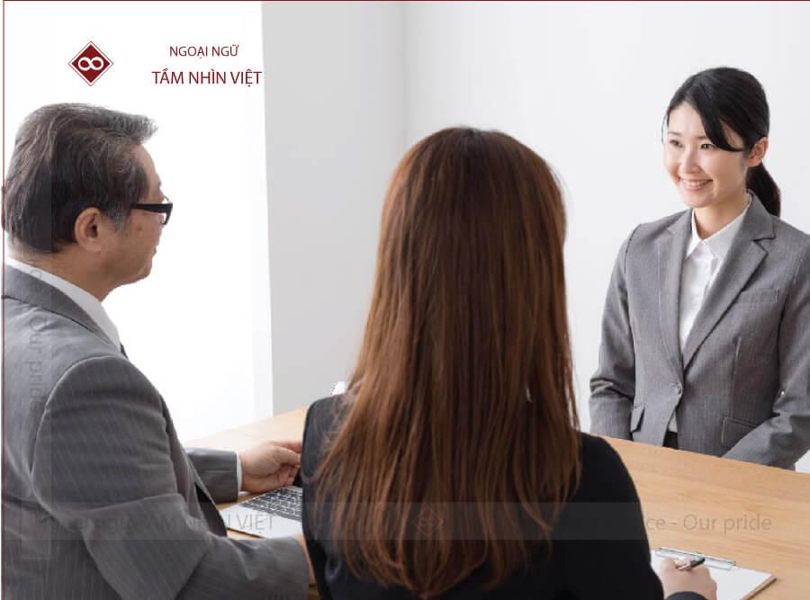 Giới thiệu bản thân bằng tiếng Trung trong cuộc phỏng vấn