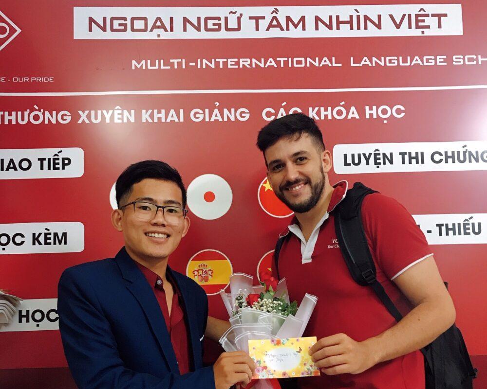 Tầm nhìn và sứ mệnh của Trung tâm Hoa ngữ Tầm Nhìn Việt
