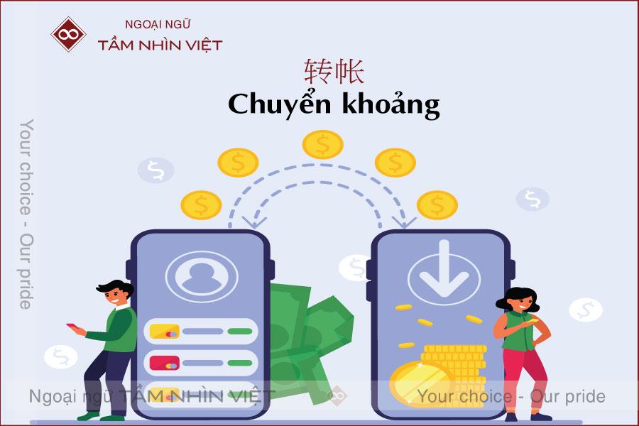 Hệ thống tài khoản kế toán bằng tiếng Trung