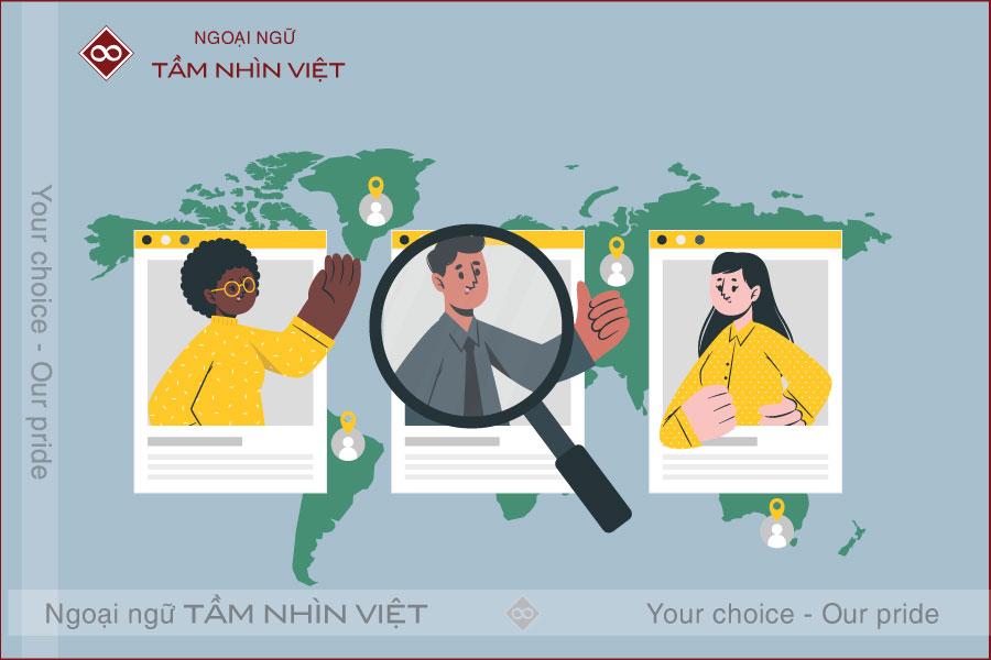 Học từ vựng cơ cấu quản lí tiếng Trung