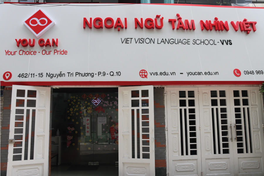Giới thiệu về trung tâm Hoa ngữ Tầm Nhìn Việt