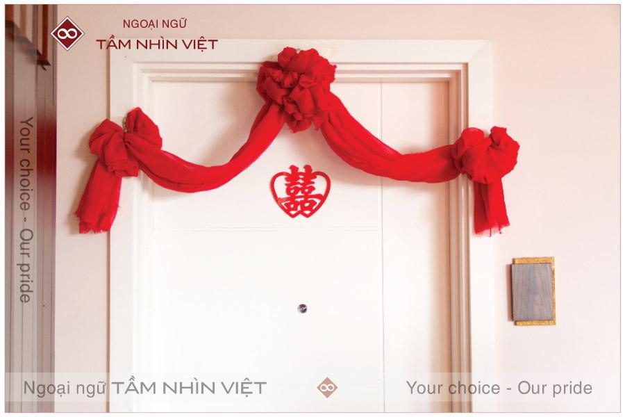 Chữ Hỷ đối với người Việt